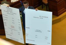 nevydal účet na koláček za 10 korun a tak dostal pokutu 11 tisíc