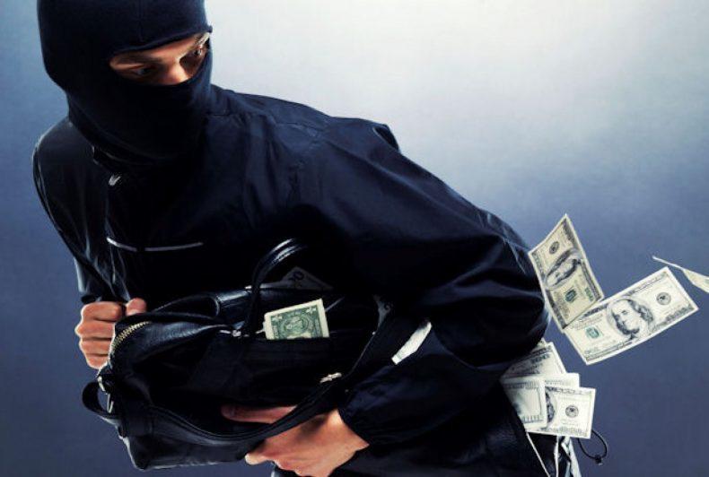 Nejbláznivější casinové loupeže za rok 2017