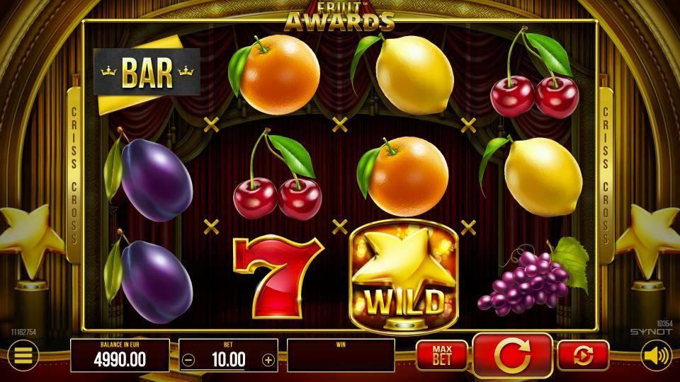 V Synot Tip jsou hrací automaty zdarma
