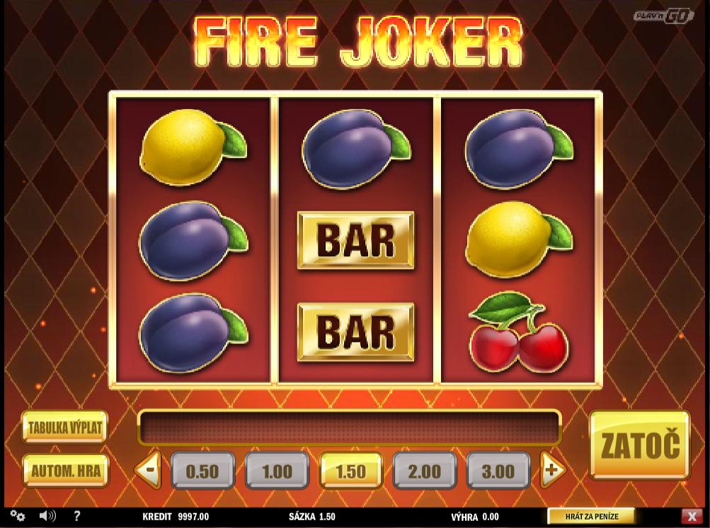Tipsport casino 2018 – 3 skvělé automaty pro pořádné chlapy