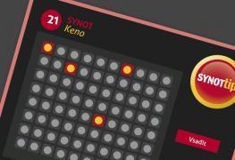 Synot Tip Loterie – každé 4 minuty se můžete stát milionářem