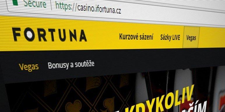 Jak převést peníze z Fortuna sázkové kanceláře do Fortuna kasina (Vegas)?