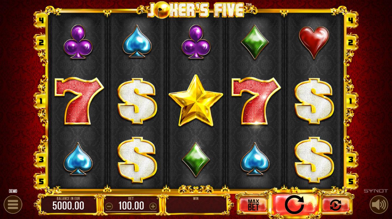 high 5 casino gratis