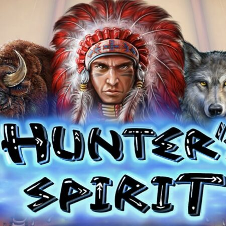 500 FREE SPINů na populárním automatu Hunter's Spirit v SYNOTtip kasínu