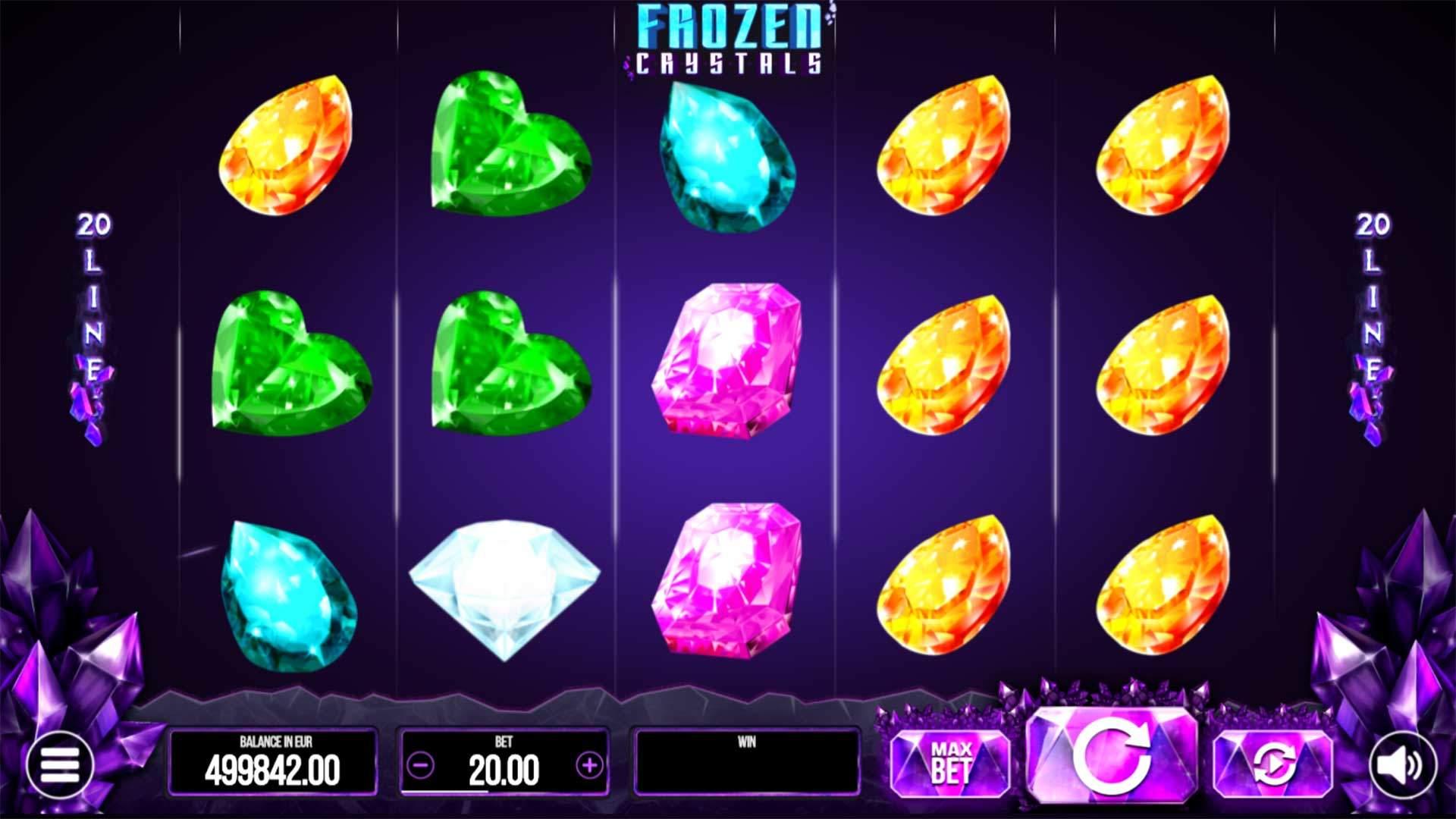Frozen Crystal