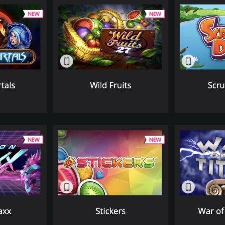 Casino Fortuna představilo v březnu 11 nových automatů a stojí zato!