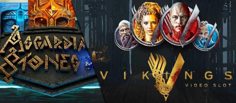 Bojujte jako Viking! Sazka hry mají 2 nové severské automaty