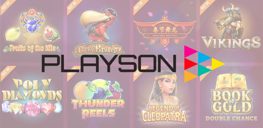 Playson nový dodavatel casino her v Česku, pouze u SYNOT TIP