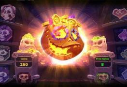 2x 10 free spinů v Haloweenském automatu Pumpkin Smash