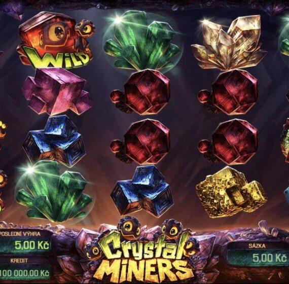 Crystal Miners