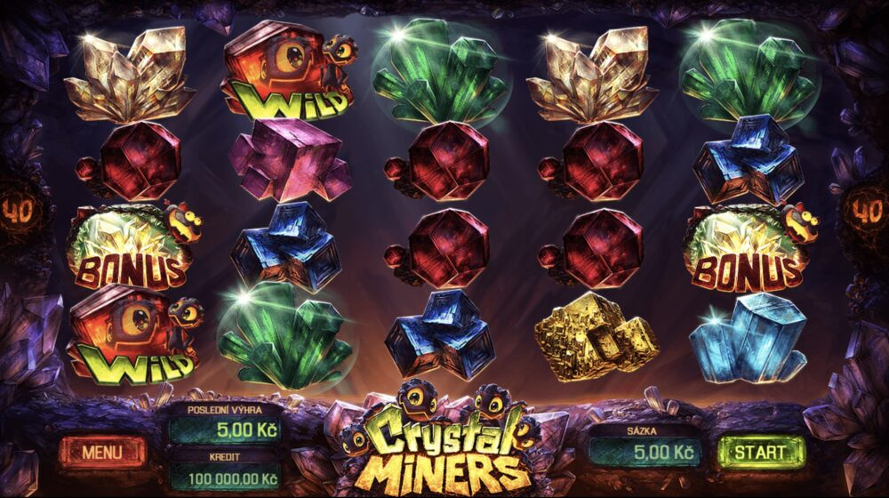 Crystal Miners