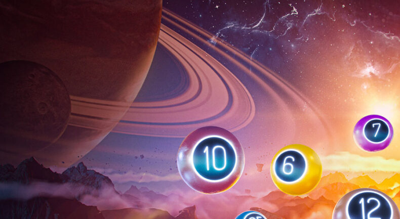 Vydejte se do galaxie okamžitých výher, zahrajte si online loterie od Fortuny!