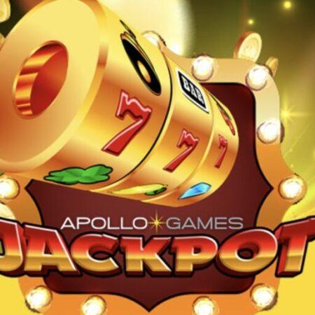 Fortuna nabízí Jackpoty na hrách od Apollo Games!