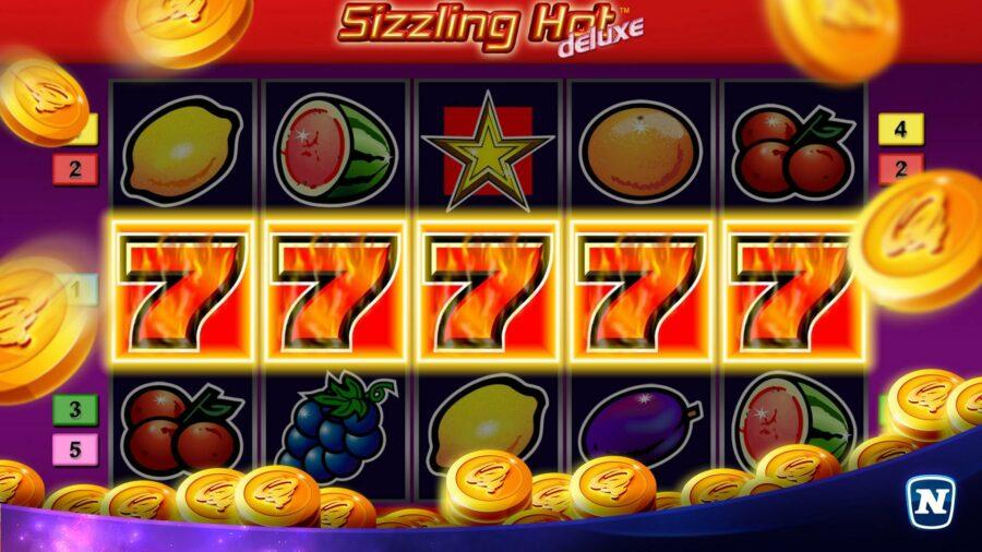 Sizzling Hot App Cheat