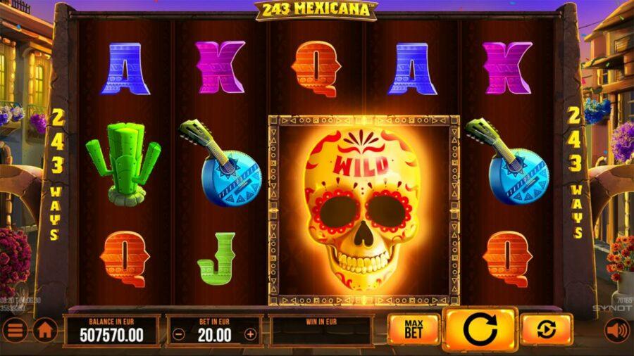 243 Mexicana