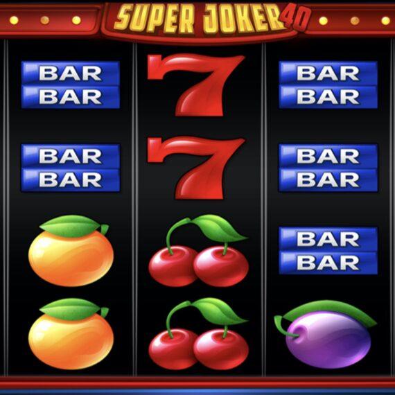 Super Jocker 40