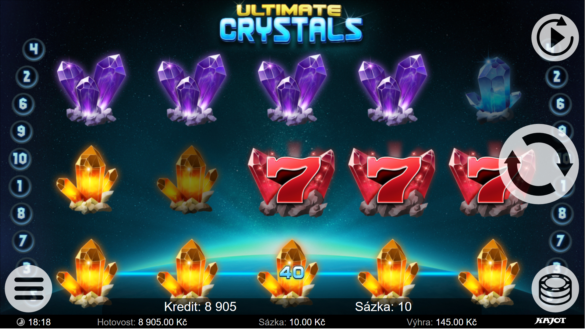Ultimate Cristals
