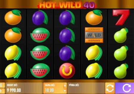Hot Wild 40