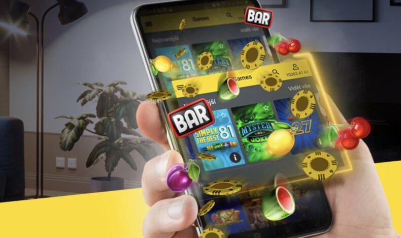 Fortuna má novou aplikaci Casino! Teď už můžete vydělávat skutečně odkudkoliv!