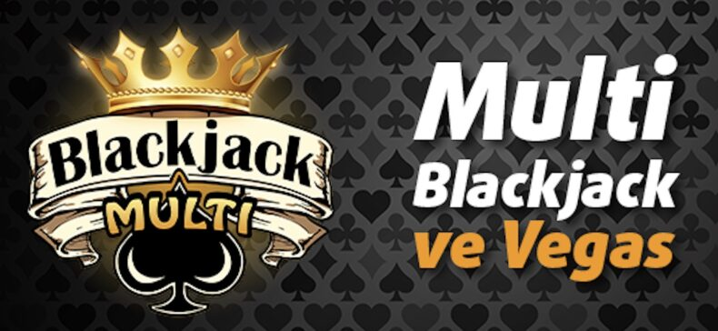 """Vegas hlásí nový přírůstek: populární Multi Blackjack aneb """"21""""!"""