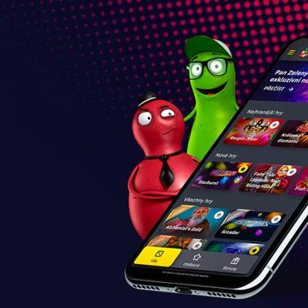 Aplikace Sazka Hry pro Android: oblíbené hry neustále po ruce