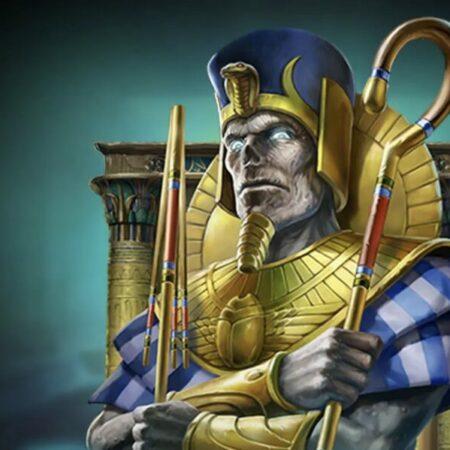 70 volných zatočení na automatech ze světa faraonů!