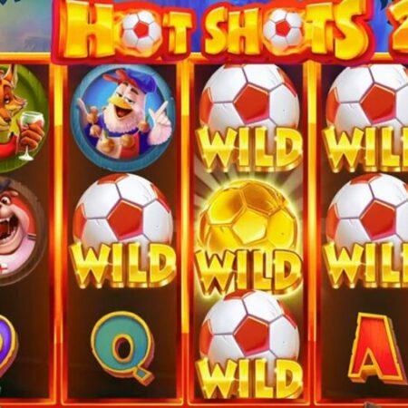 Hot Shots 2 od Sazky: nalaďte se na fotbalový pohár