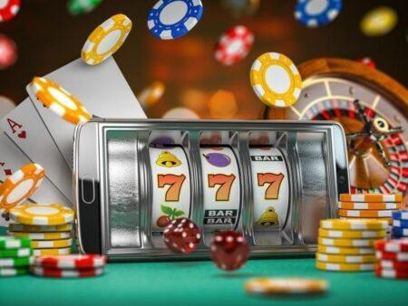 Hazardní hry   ultimátní průvodce casinovými hrami
